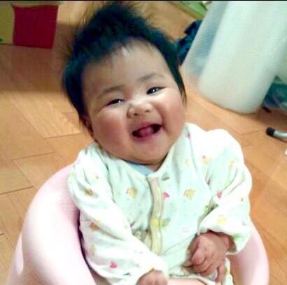 赤ちゃんは生後何ヶ月に似顔絵を描いてもらうのが一番可愛いの?