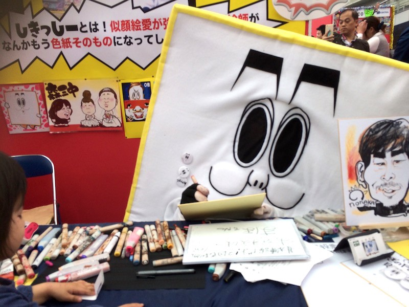 日本一の似顔絵屋さんを決める大会『似顔絵楽座』が今年も名古屋栄で開催!(後編)