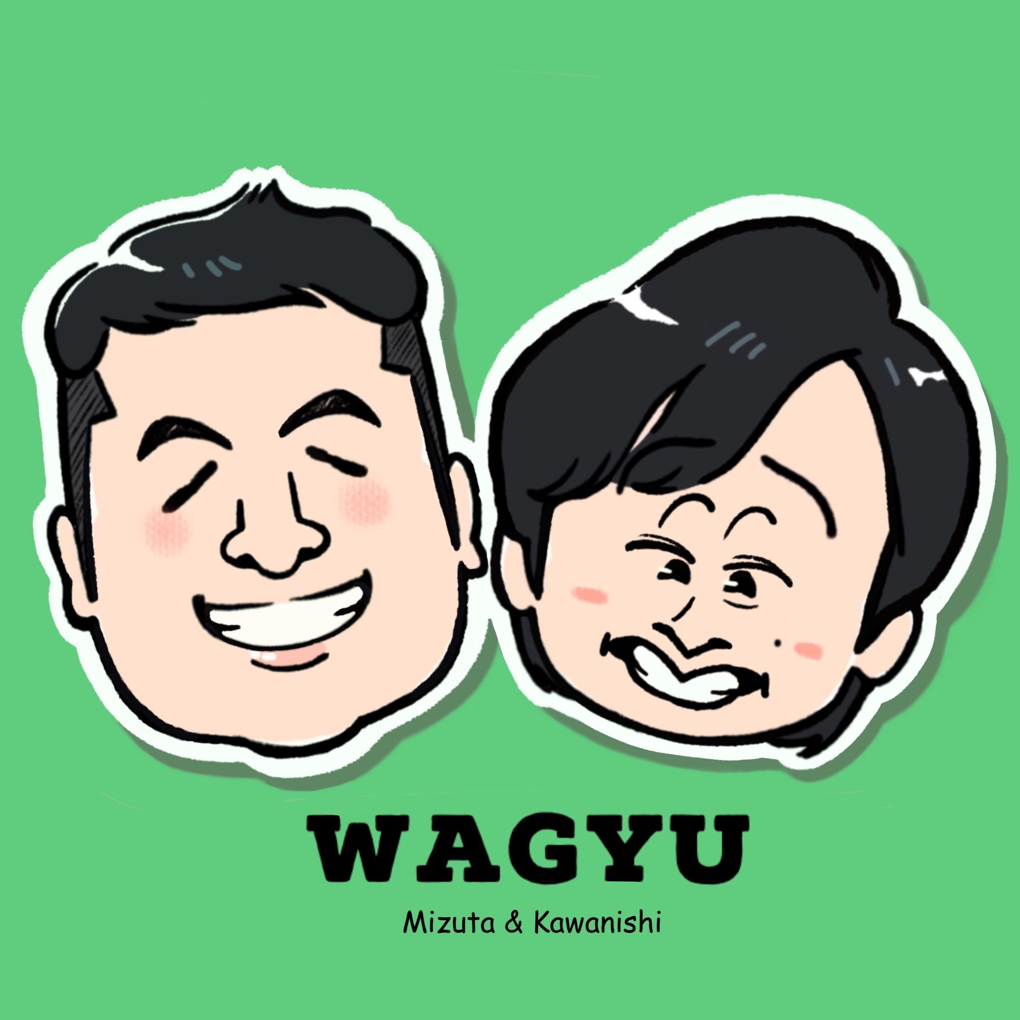 お笑いコンビ『和牛』の似顔絵を描くコツ、川西さんの人気は時代が追いついた〇〇目!?